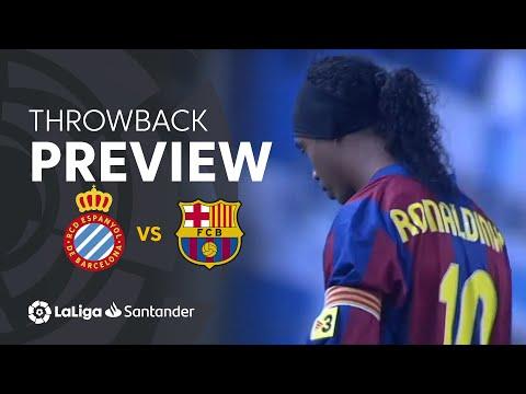 Throwback Preview: RCD Espanyol Vs FC Barcelona (1-1)