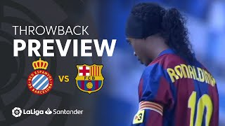 Throwback Preview: RCD Espanyol vs FC Barcelona (1-1)