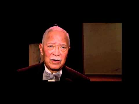 Mayor David Dinkins Interview - Andrew Goodman Foundation Hidden Heroes Awards