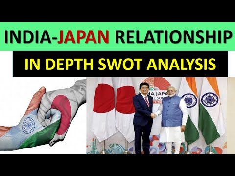 Burning ISSUE : INDIA -JAPAN Relationship Past to Present ( In Depth Analysis)