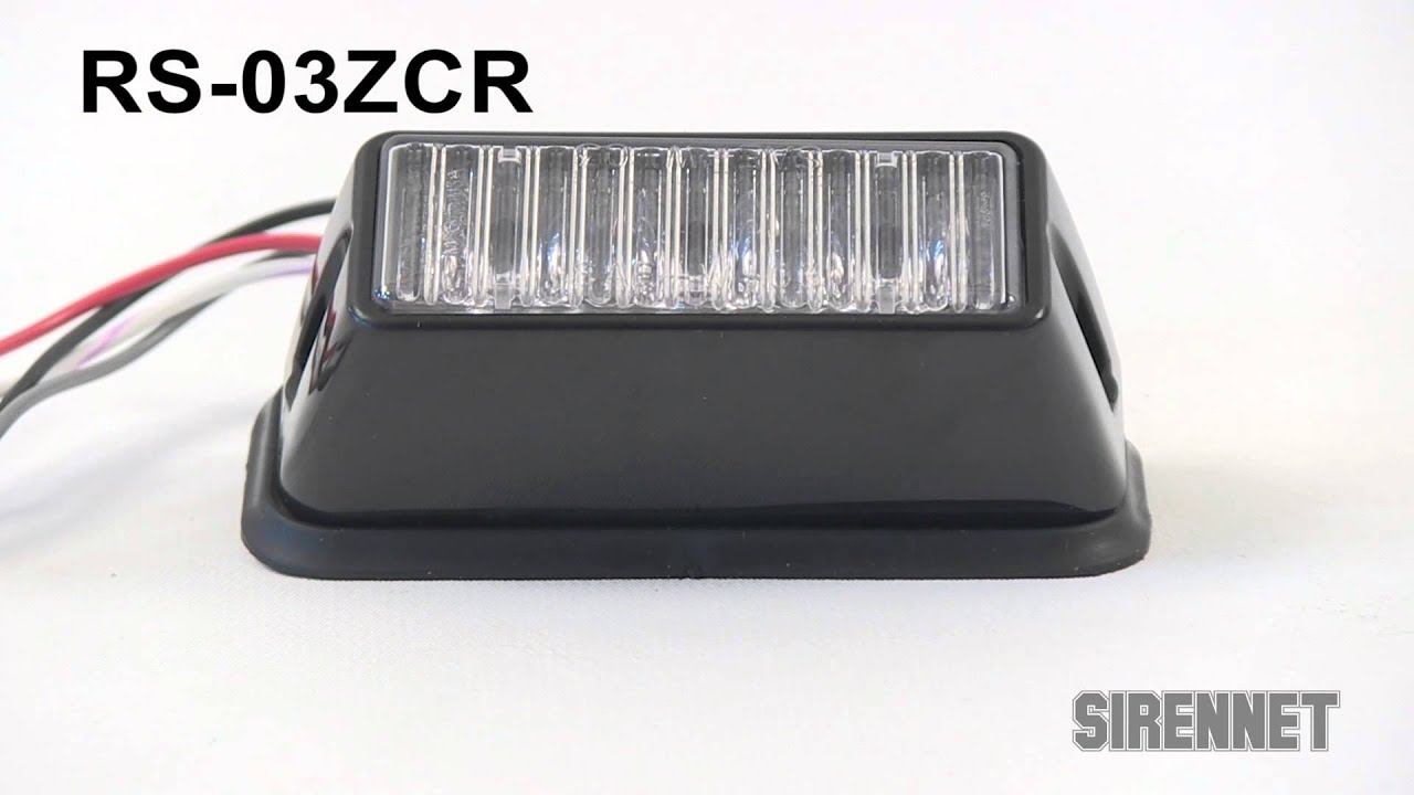 whelen tir3 super led lighthead [ 1280 x 720 Pixel ]