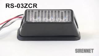 whelen tir3 super-led lighthead - youtube  youtube