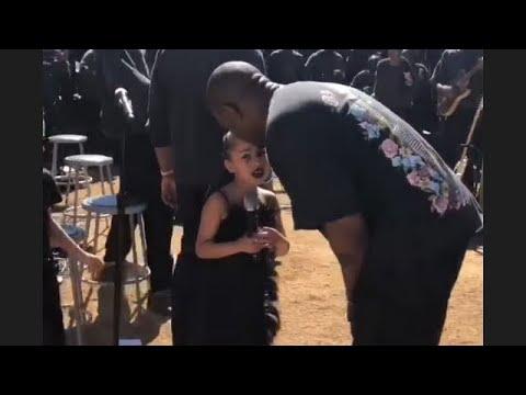 Fred And Angi - DMX Kicks Off Kanye's Latest Sunday Service