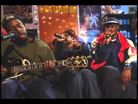 Dre - Fugees Classic Live Performance Inside A Bedroom!