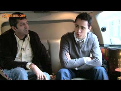 LIMO RIDE IN LONDON WITH ACTOR IMRAN KHAN