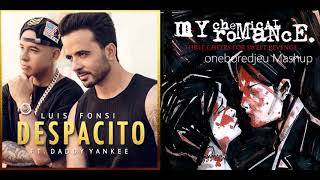 Slow Romance - Luis Fonsi vs. My Chemical Romance (Mashup)
