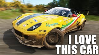 I LOVE THIS CAR FOR TOP 1000 DRIFTING ON FORZA HORIZON 4
