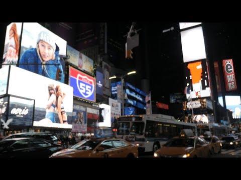 TIMES SQUARE short film New York