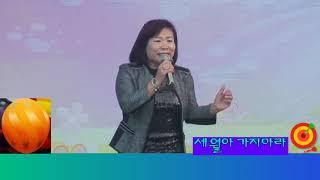 가수 손숙 / 세월아 가지마라 / K- POP 가요 베스트 100 / 서대전 시민공원 야외음악당