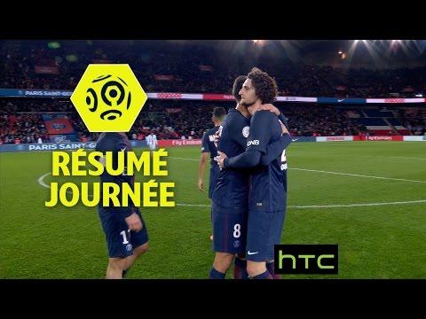 Résumé de la 30ème journée - Ligue 1 / 2016-17