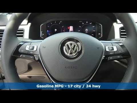 New 2019 Volkswagen Atlas Dallas TX Garland, TX #V190607