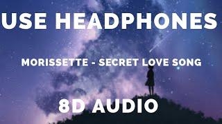 Download lagu Morissette covers - Secret Love Song (Little Mix) 8D AUDIO