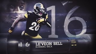 #16 Le'Veon Bell (RB, Steelers) | Top 100 Players of 2015