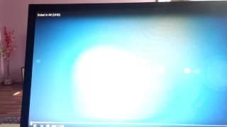Asus VX248H Görüntü Bozulma Sorunu Video