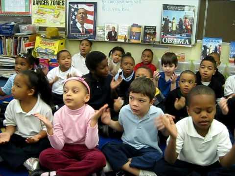 Willie Jolley's Visit To Cesar Tarrant Elementary School (Pt. 1)