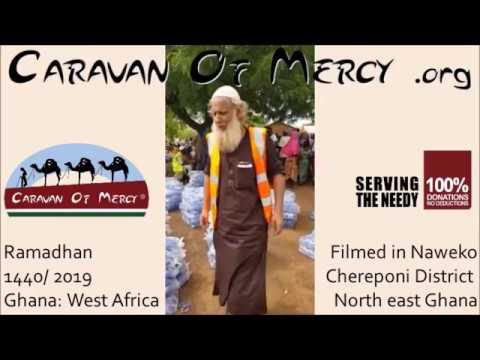 Ghana water distribution