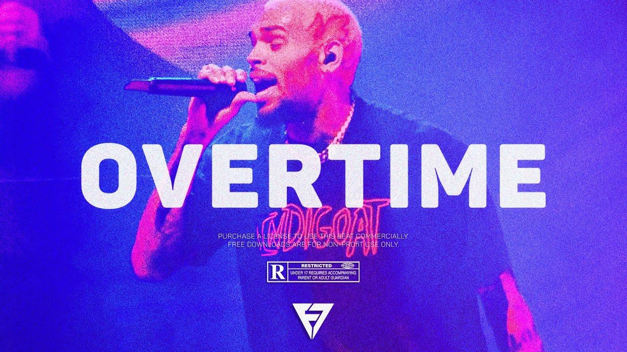 Download Chris Brown - Overtime (Remix)   RnBass 2020   FlipTunesMusic™