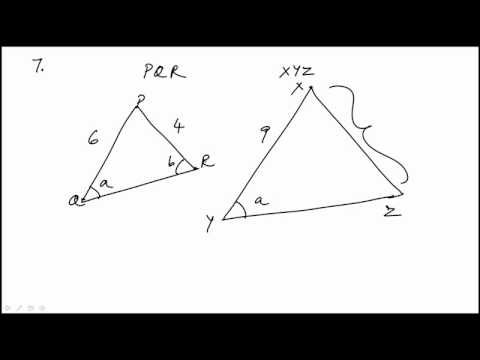 Geometry Problem 7 REVISED GRE MATH REVIEW OFFICIAL GUIDE
