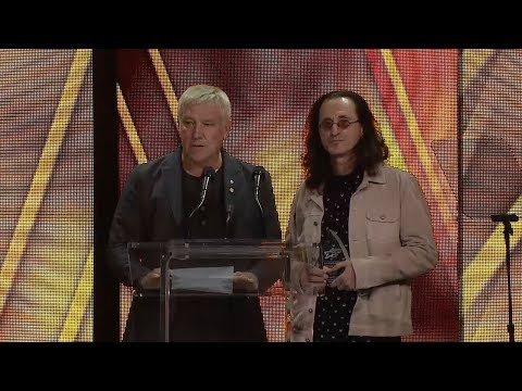 RUSH: Allan Slaight Humanitarian Spirit Award