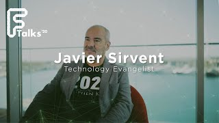 Entrevista a Javier Sirvent - Technology Evangelist - Ftalks'20 (KM ZERO Food Innovation Hub)