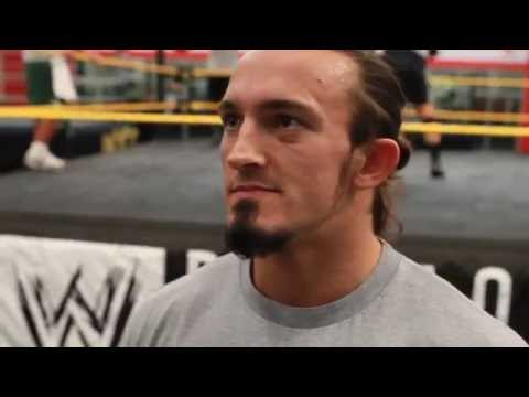 Adrian Neville Interview: On NXT ArRival, Rey Mysterio, Bo Dallas, Triple H & WWE Performance Center