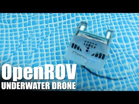 Flite Test | Underwater Drone (OpenROV)