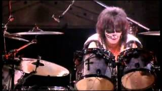 KISS 100,000 Years and Peter Criss Drum Solo The Last KISS DVD (HD)