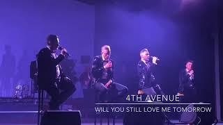 Will You Still Love Me Tomorrow - 4th Avenue