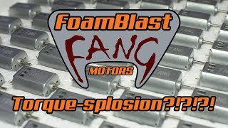 Fang Motor Testing Final Thoughts - Watch this for a TL;DR