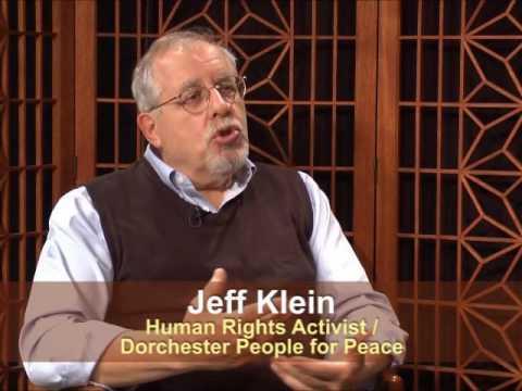 Interview with Jeff Klein on Palestine