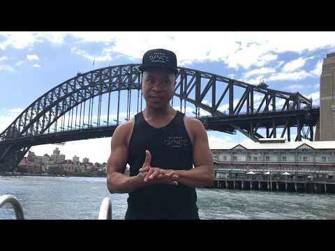 Welcome to Sydney Dance Company Studios