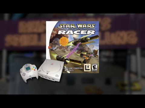 Gameplay : Star Wars Episode 1 Racer [Dreamcast]