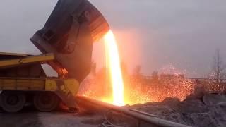 TOP 10 Accidentes en Fundiciones de Metal