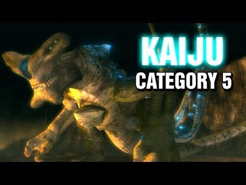 Category 5 Kaiju: SLATTERN - YouTube Pacific Rim Kaiju Category 5
