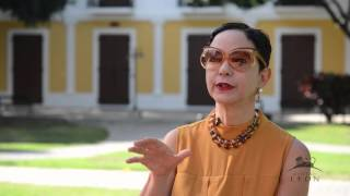 Centro León. Entrevista a Alanna Lockward.