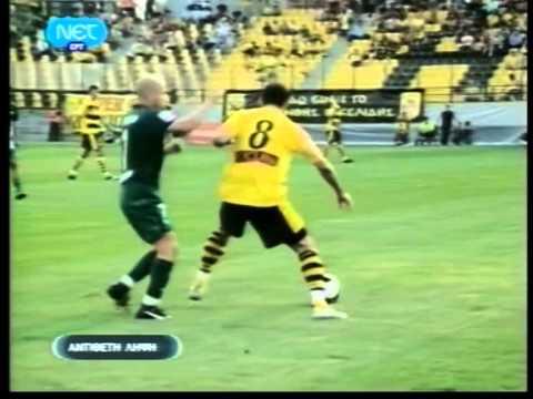 ΑΡΗΣ-λεβαδειακός 2-0 (2008-09)