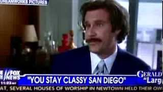 Philadelphia News Anchor Mort Crim talks about Anchorman