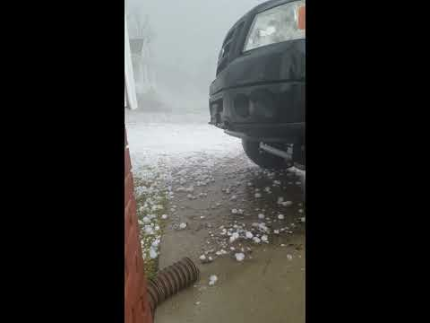 Hail Storm Tennessee March 21 2017