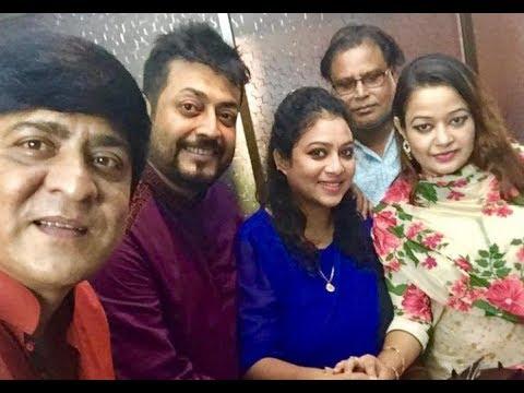 দেখুন শাবনুরের বাসায় কী হচ্ছে ! Shabnur latest hit showbiz news !
