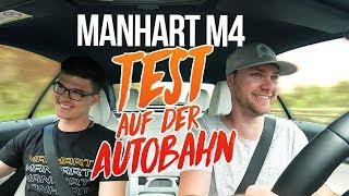 BMW M4 Cabrio mit 650PS - Tuning von Manhart!