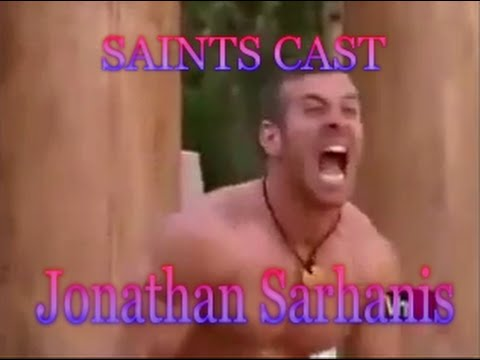 Saints Cast Jonathan Sarhanis Interview