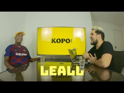 """LEALL: """"O GRIME NÃO FAZ PARTE DO RAP"""" - KOPO Entrevista #8"""