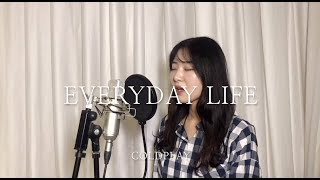Baixar Coldplay - Everyday life (Acoustic ver.)(cover by Monkljae)
