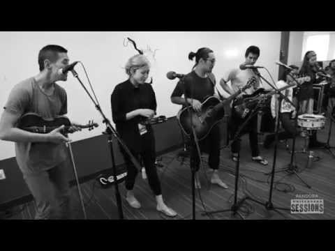 "Run River North ""Growing Up"" - Pandora Whiteboard Sessions"