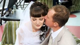 Ведущая свадьбы Елена -подарок для Алексея и Натальи Северовых.Свадьба в Новосибирске.