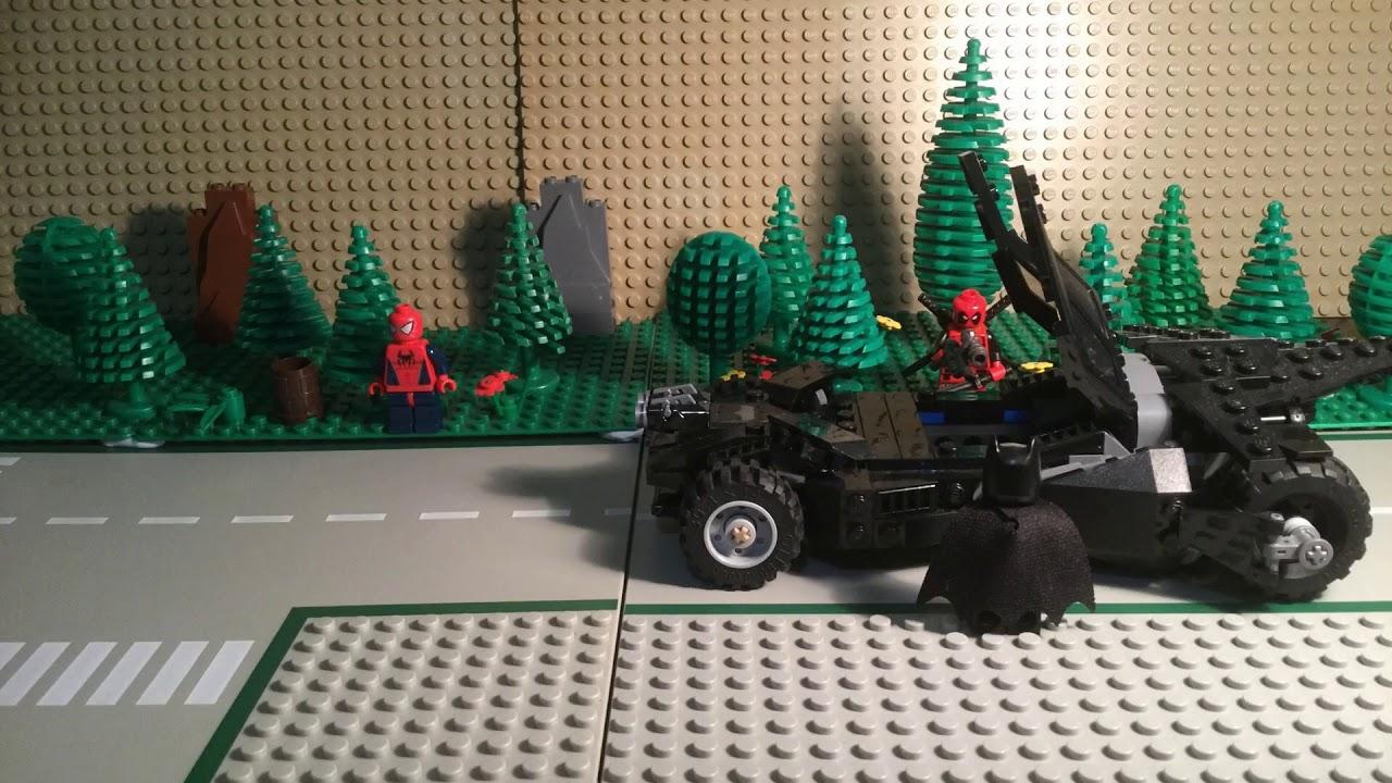 Lego Batman Stop Motion : Test : Multi Media Task - YouTube