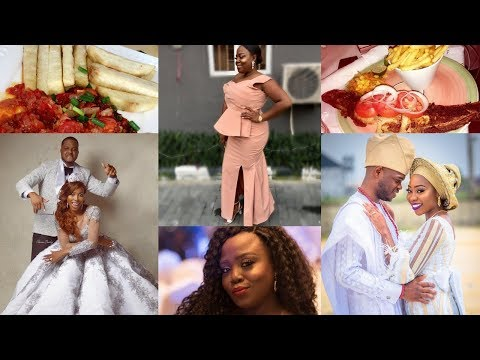 2 TYPES OF LAGOS WEDDINGS!   BRIDESMAID'S DUTIES   I'M A FOODIE   SISI OPE VLOGS