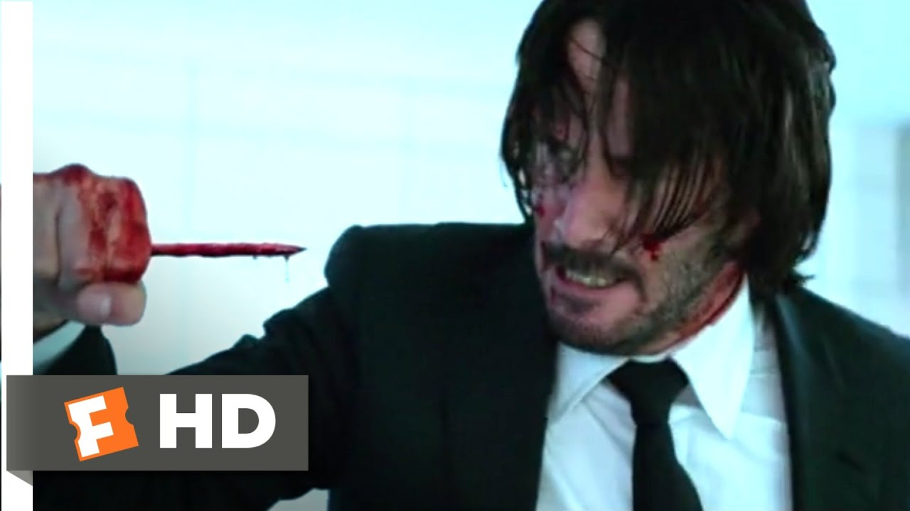 John Wick 3: Special Features Details Keanu Reeves Having A Blast While Riding A Horse