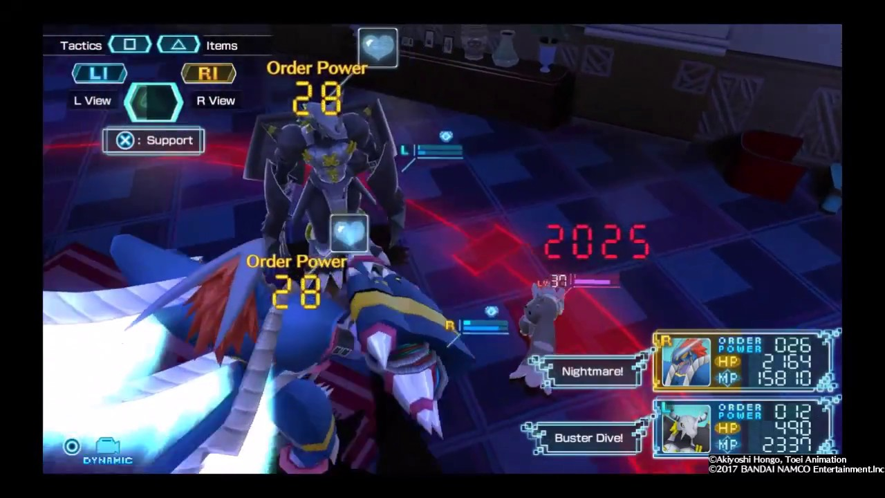 digimon world next order how to get to bony drive