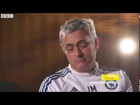 Chelsea's Jose Mourinho's rules of football punditry